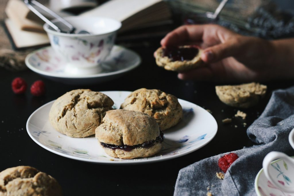 Scones (vegan)