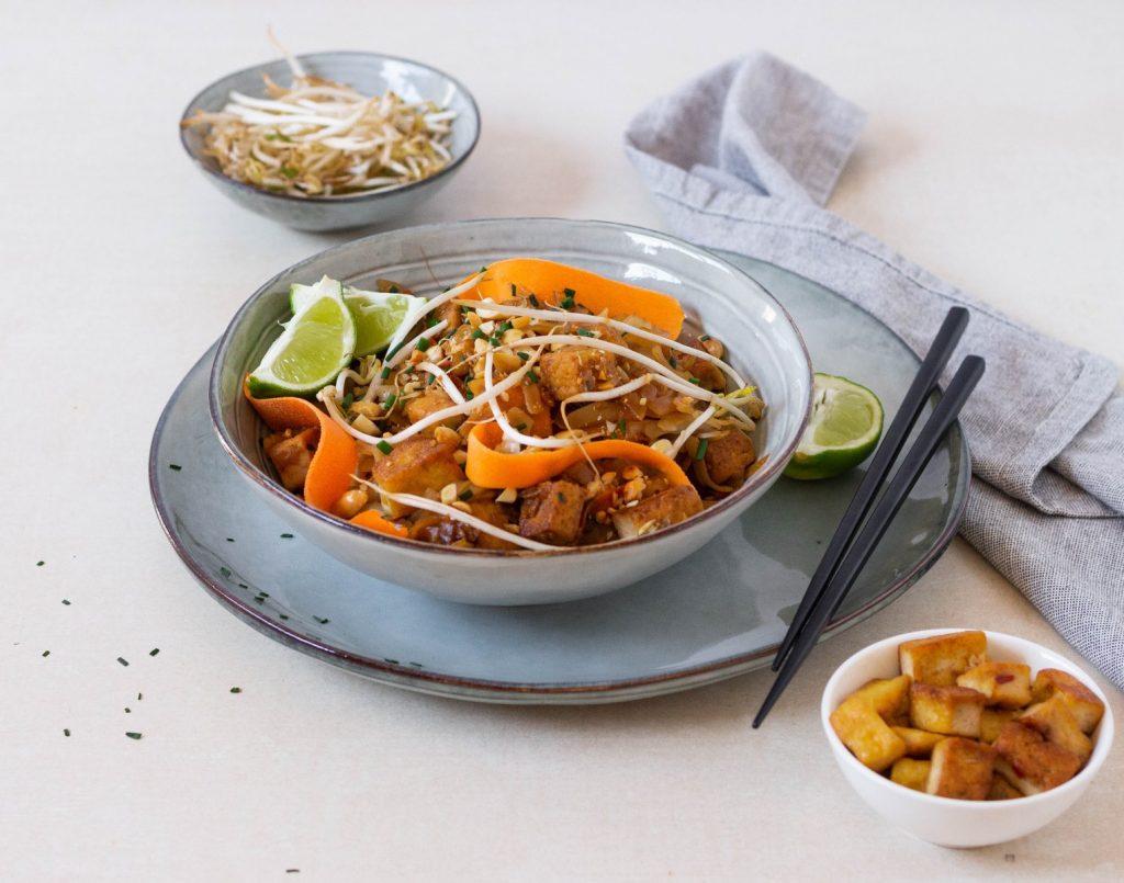 Pad Thai (vegan)
