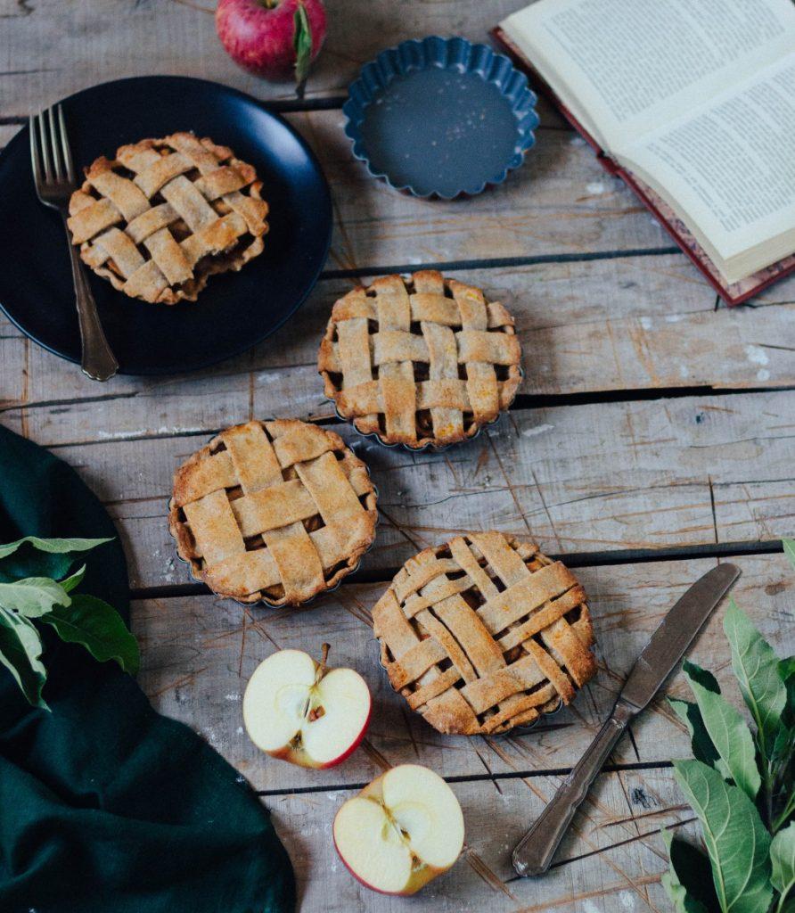 Tartes de maçã
