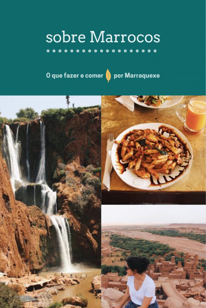 sobre MARROCOS (Marraquexe)