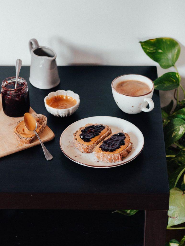 O que eu como num dia #05 - pequeno-almoço