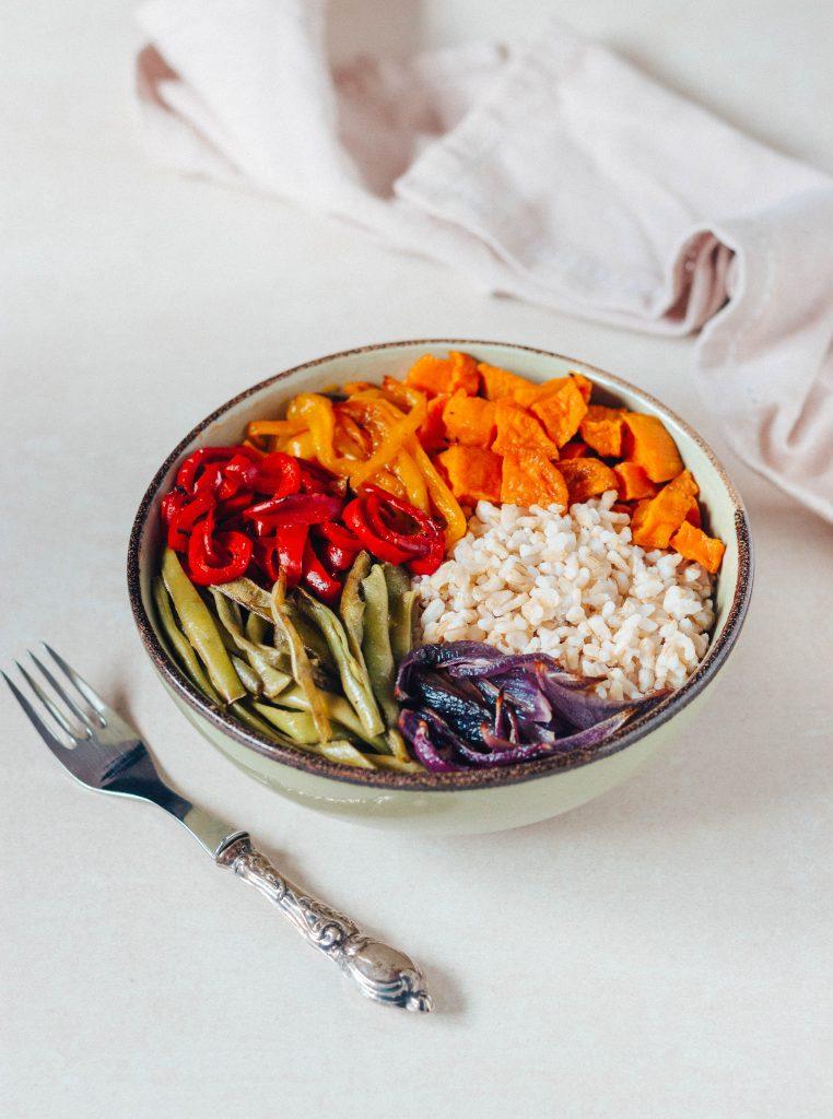 Meal Prep #13 - legumes assados no forno